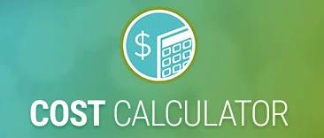 cost calculator logo