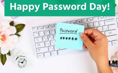 Happy Password Day 2021!
